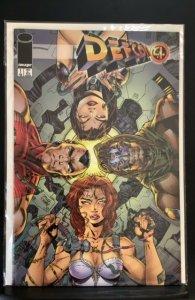 Defcon 4 #1 (1996)