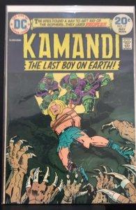 Kamandi, The Last Boy on Earth #17 (1974)