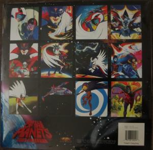 Battle of the Planets 2003 calendar beautiful art 12 months UNOPENED SEALED