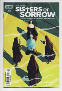 Sisters Of Sorrow #4 (Boom, 2017) NM