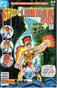 Shade: The Changing Man (1977 series) #1, VF (Stock photo)