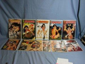 11 VAMPIRELLA Comic Books Silver Anniversary Variants Crossovers & More L@@K!!