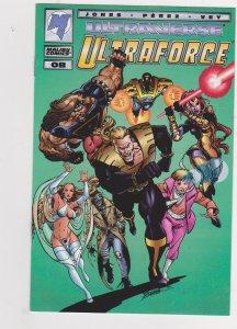 Ultraforce Ashcan #OB