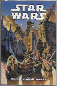 Star Wars   (V2) 03 Emissaries to Malastare TPB FN