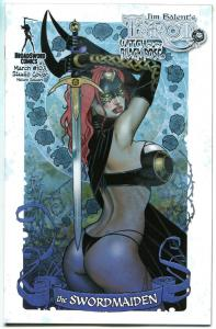 TAROT WITCH of the Black Rose #103, NM-, Variant, Jim Balent,more in our store