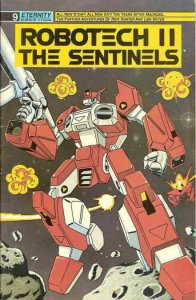 Robotech II: The Sentinels #9 VF/NM; Eternity | save on shipping - details insid
