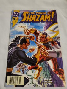 Power of Shazam 12 Very Fine Cover by Jerry Ordway