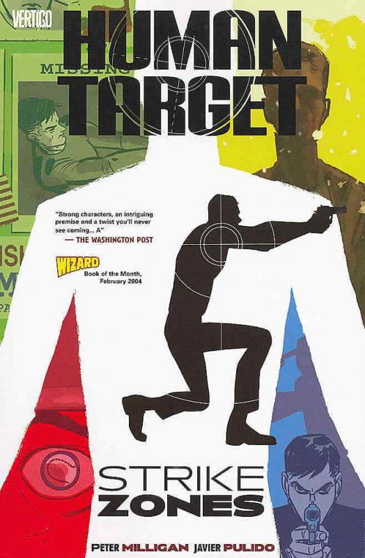 Human Target (2nd Series) TPB #1 VF/NM; DC/Vertigo | save on shipping - details
