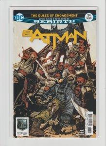 Batman #34 NM 9.4 DC Universe Rebirth