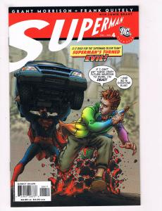 All-Star Superman #4 NM DC Comics Comic Book Morrison DE28