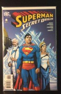 Superman: Secret Origin #4 (2010)