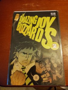 The Amazing Joy Buzzards #2 (2005)