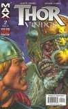 Thor: Vikings #2, NM + (Stock photo)