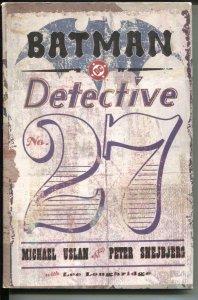 Batman: Detective-#27-Michael Uslan-Hardcover