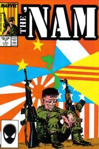 Nam (1986 series) #7, VF+ (Stock photo)