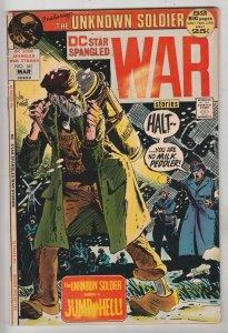 Star Spangled War Stories #161 (Feb-72) VF/NM High-Grade Unknown Soldier, Ene...