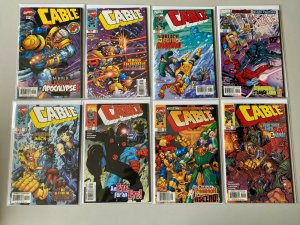Cable Comic Lot #50-106 27 Different Books 8.0 VF (1998-2002)