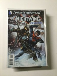 Nightwing: Night of the Owls #1 (2013) HPA