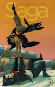 Saga (Image) #44 VF/NM; Image   save on shipping - details inside