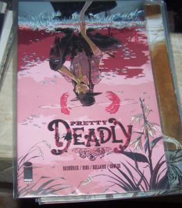 pretty deadly  #12 image 2014 j deconnick western sci fi