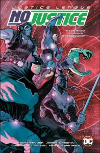 Justice League: No Justice TPB #1 VF/NM; DC | save on shipping - details inside