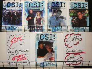 CSI: CRIME SCENE INVESTIGATION BAD RAP (2003 IDW) 1-5
