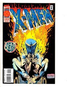 10 X-Men Marvel Comic Books # 40 41 42 43 44 45 46 47 48 25 Wolverine Storm CR51
