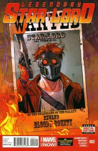 Legendary Star Lord #2 VF/NM; Marvel | save on shipping - details inside