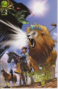 Legend of Oz: The Wicked West #5A VF/NM; Big Dog Ink | save on shipping - detail
