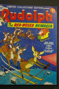 DC Limited Collectors' Edition C-42 Rudolph 1976