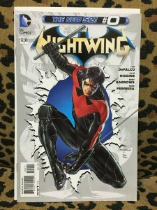 NIGHTWING: THE NEW 52 - DC - 17 Issues #0-16 - 2012-13 - VF++