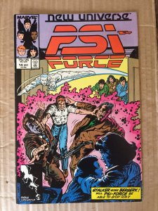 Psi-Force #14 (1987)