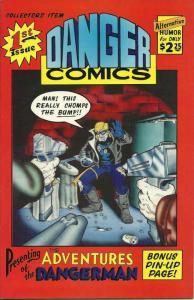 Danger Comics #1 VF/NM; Danger Comics | save on shipping - details inside