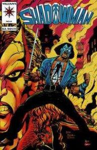 Shadowman (1992 series) #0, NM (Stock photo)