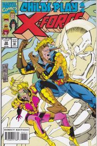 X-Force #32