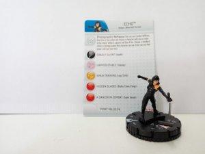 Heroclix: HECHO - Maya Lopez 10 (con tarjeta identificativa)