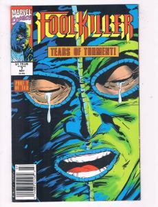 Fool Killer #7 VF/NM Marvel Comics Comic Book Birch May 1990 DE44