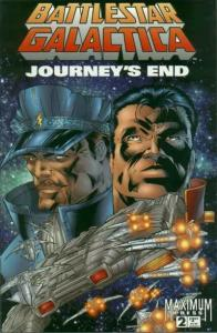 Battlestar Galactica: Journey's End #2, NM- (Stock photo)