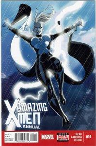 Amazing X-Men Annual #1 (2014 v2) Firestar Wolverine NM