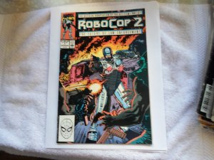 1990 MARVEL COMIC ROBO COP 2 # 1