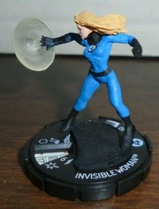 Invisible Woman 102 Marvel Heroclix Secret Invasion