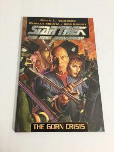 Star Trek The Next Generation The Gorn Crisis Tpb Nm Near Mint Wildstorm