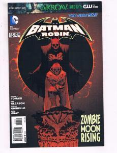 Lot Of 4 Batman & Robin DC New 52 Comic Books # 13 14 15 16 VF/NM 1st Prints BN5