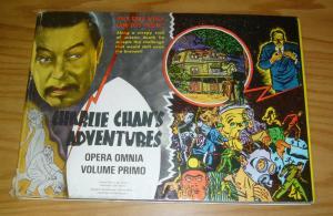 Charlie Chan's Adventures HC 1 VG opera omnia - hardcover - comics stars world