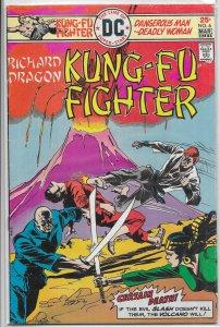 Richard Dragon Kung-Fu Fighter   # 6 VG