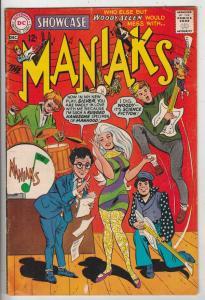 Showcase #71 (Dec-67) VF/NM High-Grade Maniaks