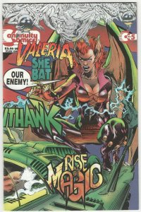 Valeria the She-Bat #5 (Continuity, 1993) NM