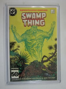 Swamp Thing #37 1st appearance of Hellblazer 8.5 VF+ (1985 2nd Series)