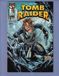 Tomb Raider #3 NM Top Cow 2000
