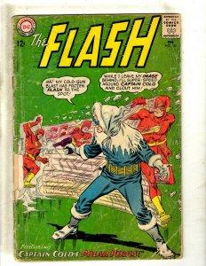 Flash # 150 GD DC Silver Age Comic Book Batman Superman Arrow Green Lantern J462